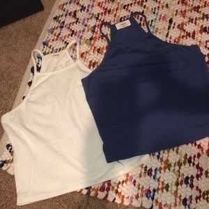 Crop Tanks from Tilly's